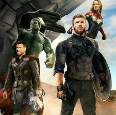 Avengers infinity war promo