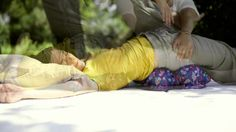 Thai Yoga Massage with MaNou