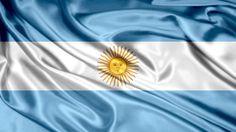 Bandera Azul De Argentina
