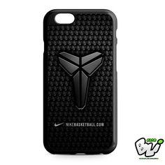 Nike Kobe Bryant Black Mamba iPhone 6 Case | iPhone 6S Case