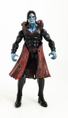 Morbius (Marvel Universe) Custom Action Figure [Front Morbius]