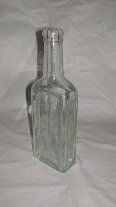 Vintage Chas H. Fletchers Castoria Bottle