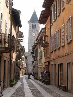 Lago Maggiore, Cannobio, Piedmont, Italy