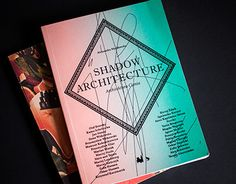 "Check out new work on my @Behance portfolio: ""Shadow Architecture II & III Aleksandry Wasilkowiskiej"" http://on.be.net/1NYiF99"