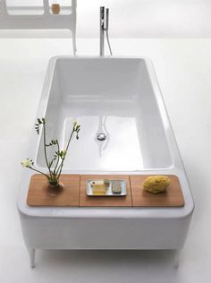 開放的すぎるバスルームがいっぱい。クリエイティブなバスタブいろいろ – 25 Cool and Creative Bathtubs
