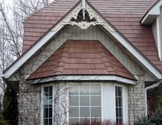 Love This Metal Roof!  Doesn't look like metal but has the lifetime durability!  PERFECT!