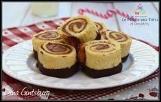 GIRELLE DI PANDORO E CIOCCOLATO, SENZA COTTURA Fett, Biscotti, Cake Pops, Oreo, Cheesecake, Muffin, Pandora, Breakfast, Mini