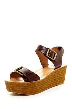 Gracelynn Wedge Sandal by Lucky Brand on @HauteLook