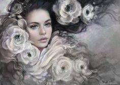Flower Gentle by Selenada on deviantART