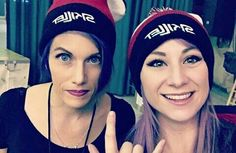Jen Ledger and Korey Cooper I Love Music, Music Is Life, Skillet Band, Jen Ledger, Christian Rock Bands, We Will Rock You, Could Play, Guitar Chords, Your Music
