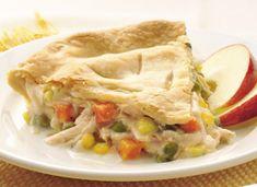 Speedy Prep Chicken Pot Pie