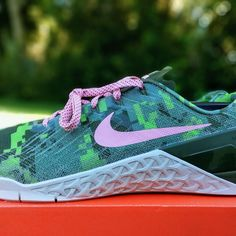 factory price c0f4d c48d3 Nike Shoes   Nike Metcon 3 Amp Leigon Green Bright Mango   Color  Green