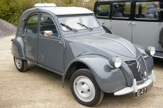 From Citroen press Many changes were made to the 2 CV in the fifties. The big news in 1951 was the launch of the 2 CV van type AU.The next