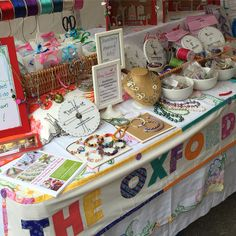 Pop Up Bead Shop Craft Fair Displays, Bead Shop, Craft Fairs, Amy, Oxford, Beads, How To Make, Crafts, Shopping