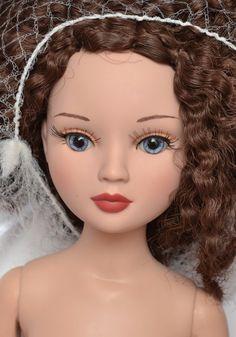 "Ellowyne Wilde Wistful Red 16"" NUDE Doll Wilde Imagination NEW #Tonner"