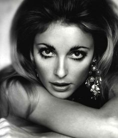 Sharon Tate in Paris, 1967. Photo by Jean-Jacques Bugat.