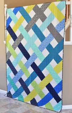Looking for your next project? You're going to love The Betty Quilt PDF Pattern by designer ericajackman1.