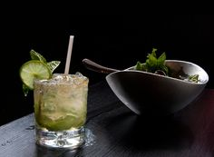 Kari Leigh's Gin Julep | The only cocktail I've ever named after myself, because it's mighty fine.