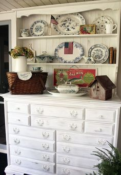 patriotic colors- Itsy Bits And Pieces