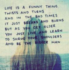 #quote #saying #girl #life #deep