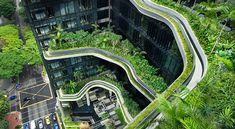 Một số công trình kiến trúc xanh độc đáo trên thế giới qpdesign