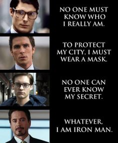 bitch please I'm Iron Man