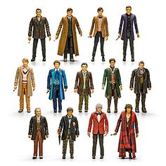 Doctor Who 13 Doctors Figure Set (SDCC Exclusive) Additional Image