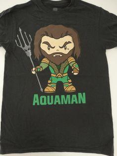 online retailer e4877 6eed3 Aquaman Justice League Dc Comics T-Shirt  Changes  GraphicTee Dc Comics T  Shirts