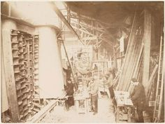 Statue of Liberty Being Built in 1883 Manhattan Times Square, Lower Manhattan, Rare Pictures, Rare Photos, History Of Photography, Travel Photography, Statute Of Liberty, Liberty Statue, Liberty New York