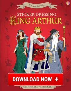 Sticker Dressing King Arthur Read online (Download) eBook for free (pdf.epub.doc.txt.mobi.fb2.ios.rtf.java.lit.rb.lrf.DjVu)