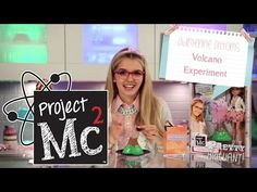 McKeyla McAlister Lava Light Experiment with Doll | Project Mc² | Smart Is the New Cool - YouTube