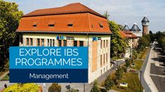 What would you like to study? IBS offers a wide range of bachelor's, and master's programmes, apply now and receive a prestigious Brittish degree from the University of Buckingham. Spend the most beautiful days of your life studying in wonderful Budapest at IBS! Apply now! www.ibsbudapest.com Program Management, Business Management, Beautiful Days, Project Based Learning, Business Motivation, Ibs, Study Tips, Business Marketing, Teacher Resources
