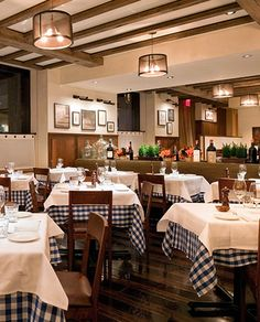 Maialino Restaurant NYC--at the Gramercy hotel.  My fav Cacio e Pepe  and check out the rooftop bar