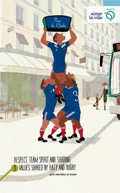 RATP: Rugby