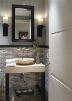Ideas For Tiny Half Bathrooms - small half bathrooms half bathroom ...