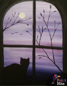 Paint Nite Boston | Barrett\\'s Alehouse (Bridgewater) 12/29/2014