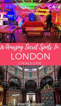 Secret Spots in London. If you are travelling to London, check out these London … Secret places in London. If you're traveling to London, check out these London travel tips to find some of the best secret spots in the city London travel photography Secret Places In London, London Places, Things To Do In London, New Travel, London Travel, Travel Europe, Overseas Travel, Amsterdam Travel, Tokyo Travel