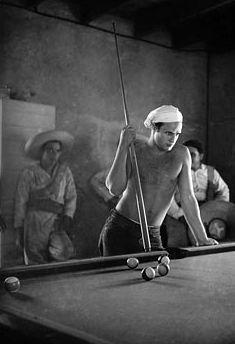 """Marlon Brando, """"Viva Zapata,"""" Texas, 1951"""