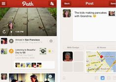 9 Hot Social Networks to Watch  -- I tested out Path for a couple of weeks and wouldn't be surprised if it passed it's competitors in the next few weeks. Read more on the Idyllwild blog here: http://www.idytise.com/blog/up-and-coming-social-media-sites-path/