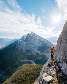 Exploring peaks   Canmore Alberta Canada    Stevin Tuchiwsky Photography Say Yes To Adventure