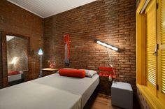 Habitaciones de estilo tropical por Arquitetando ideias
