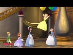 Sofia The First Bigger Is Better Song - YouTube