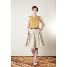 Schnittmuster: Zinnia Skirt