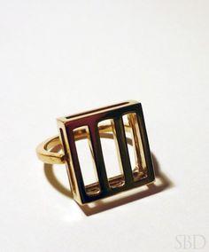 Sm. Panel Ring