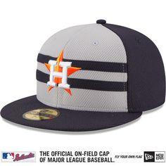 Houston Astros Authentic Collection All-Star Game Diamond Era On-Field 59FIFTY Cap with 2015 All-Star Patch. Size 7 3/8