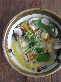 An Urban Cottage: Tom Ka Soup II