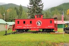 We've seen a number of really nice railroad car restorations, but the Spirit of Skykomish caboose is more of an evolution. It's been in nearly continuous use since it was built in 1942. Before being permanently parked in Skykomish, it spent almost 30 years traveling the Great Northern Railway's transcontinental route as car X228. For …