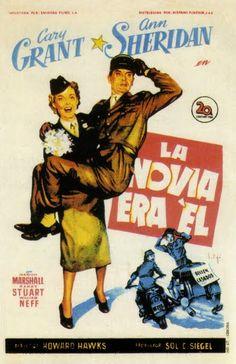 Programa de Cine - La Novia era El | La Trastienda Antigua