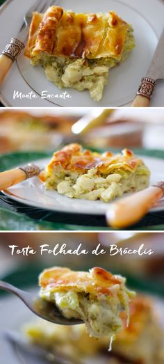 Saber fazer uma torta folhada de brócolis e palmito é uma daquelas habilidades que podem te salvar na hora de servir o almoço ou o jantar.