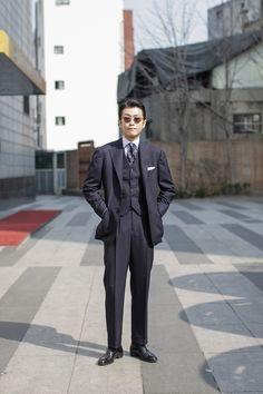 B&TAILOR 3Piece Suit